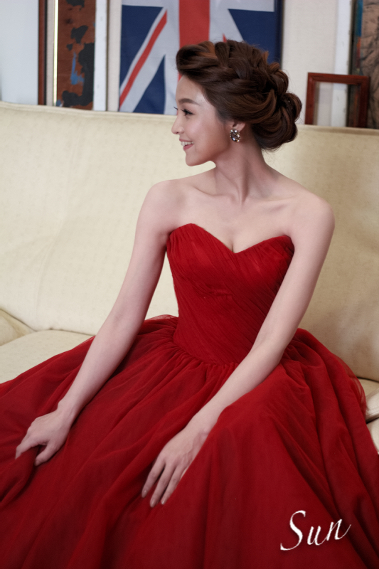 【SUN Studio新娘秘書】婚宴造型-小滋(編號:428328) - SUN Studio-珊珊 新娘秘書 - 結婚吧