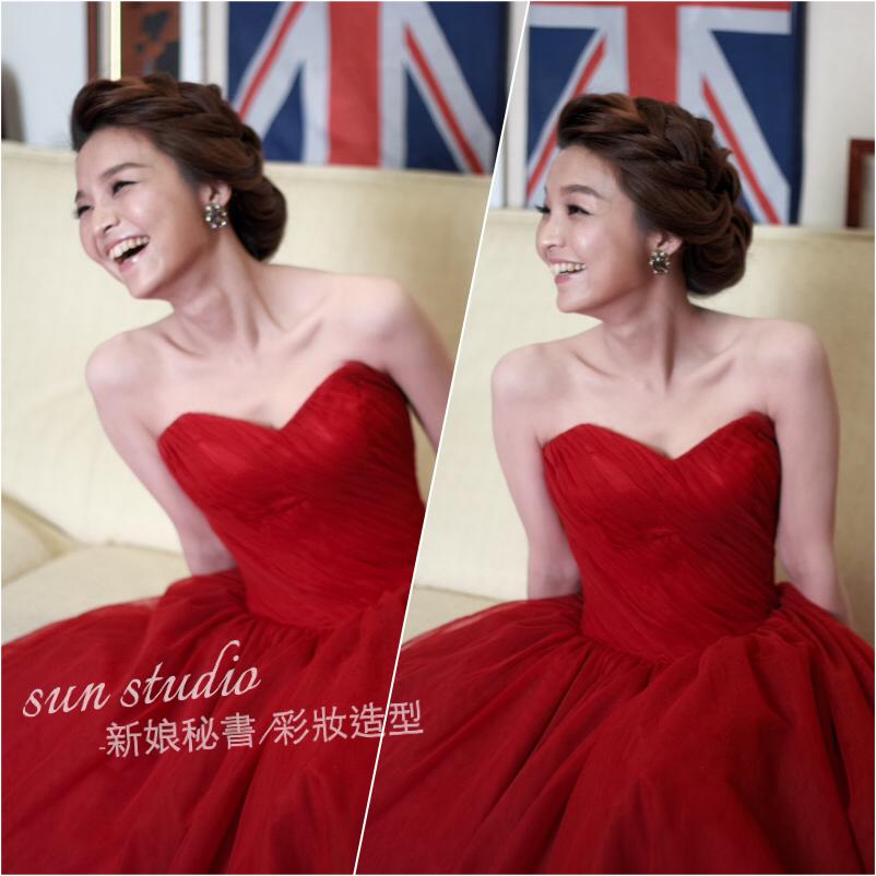【SUN Studio新娘秘書】婚宴造型-小滋(編號:428329) - SUN Studio-珊珊 新娘秘書 - 結婚吧