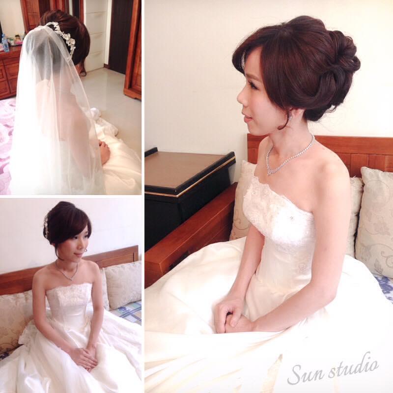【SUN Studio新娘秘書】婚宴造型-玨伶(編號:428333) - SUN Studio-珊珊 新娘秘書 - 結婚吧