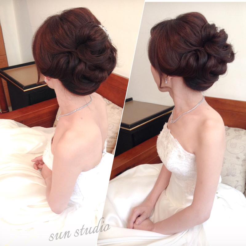 【SUN Studio新娘秘書】婚宴造型-玨伶(編號:428335) - SUN Studio-珊珊 新娘秘書 - 結婚吧