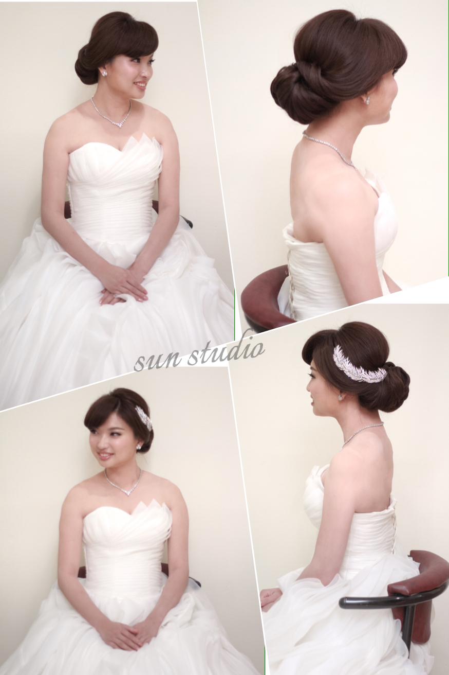 【SUN Studio新娘秘書】婚宴造型-馥琳(編號:428338) - SUN Studio-珊珊 新娘秘書 - 結婚吧