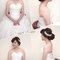 【SUN Studio新娘秘書】婚宴造型-馥琳(編號:428338)