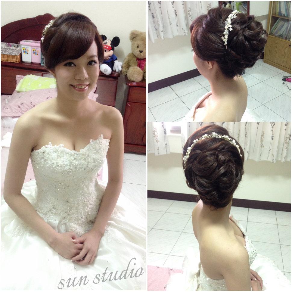 【SUN Studio新娘秘書】婚宴造型-漢堡妹(編號:428341) - SUN Studio-珊珊 新娘秘書 - 結婚吧