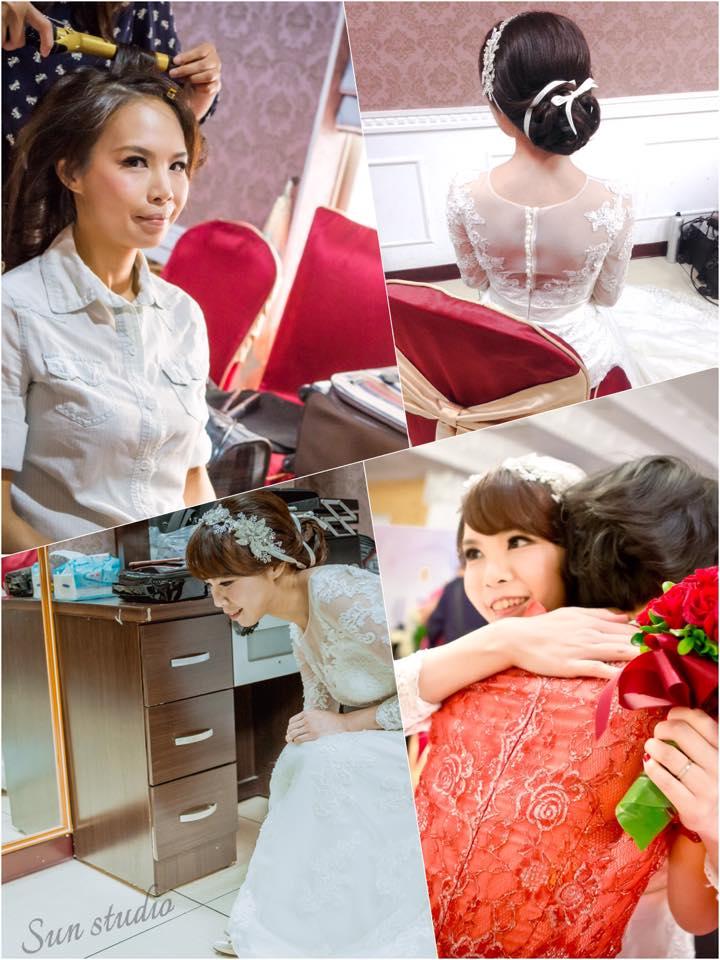 【SUN Studio新娘秘書】婚宴造型-邵軒(編號:428347) - SUN Studio-珊珊 新娘秘書 - 結婚吧