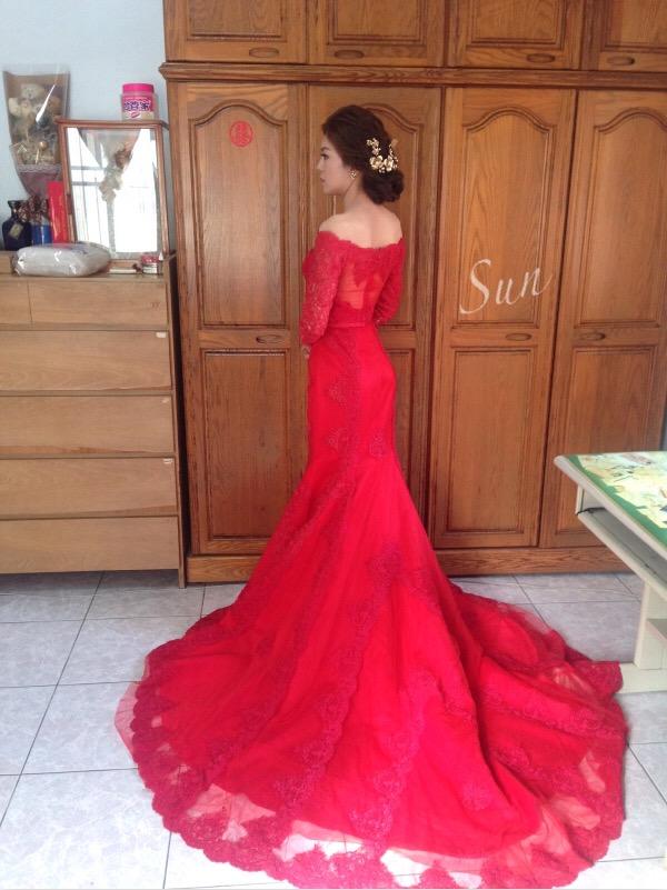 【SUN Studio新娘秘書】婚宴造型-和嵐(編號:428350) - SUN Studio-珊珊 新娘秘書 - 結婚吧