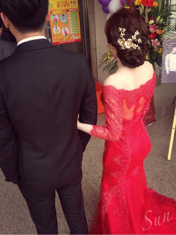 【SUN Studio新娘秘書】婚宴造型-和嵐(編號:428355) - SUN Studio-珊珊 新娘秘書 - 結婚吧