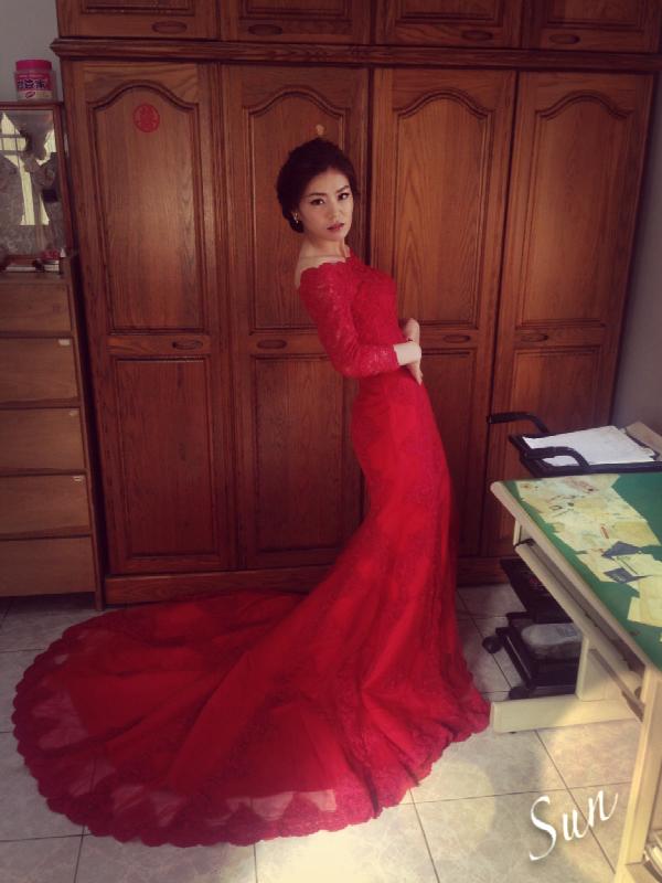 【SUN Studio新娘秘書】婚宴造型-和嵐(編號:428357) - SUN Studio-珊珊 新娘秘書 - 結婚吧
