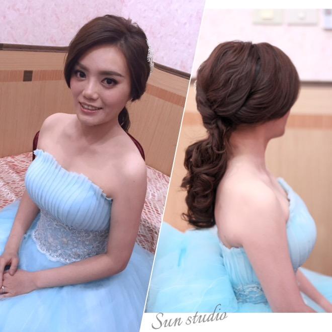 【SUN Studio新娘秘書】婚宴造型-依岑(編號:428546) - SUN Studio-珊珊 新娘秘書 - 結婚吧