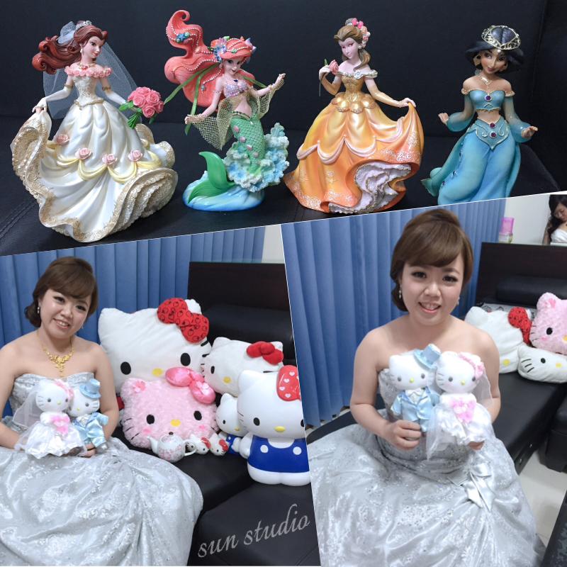 【SUN Studio新娘秘書】婚宴造型-柔柔(編號:428559) - SUN Studio-珊珊 新娘秘書 - 結婚吧