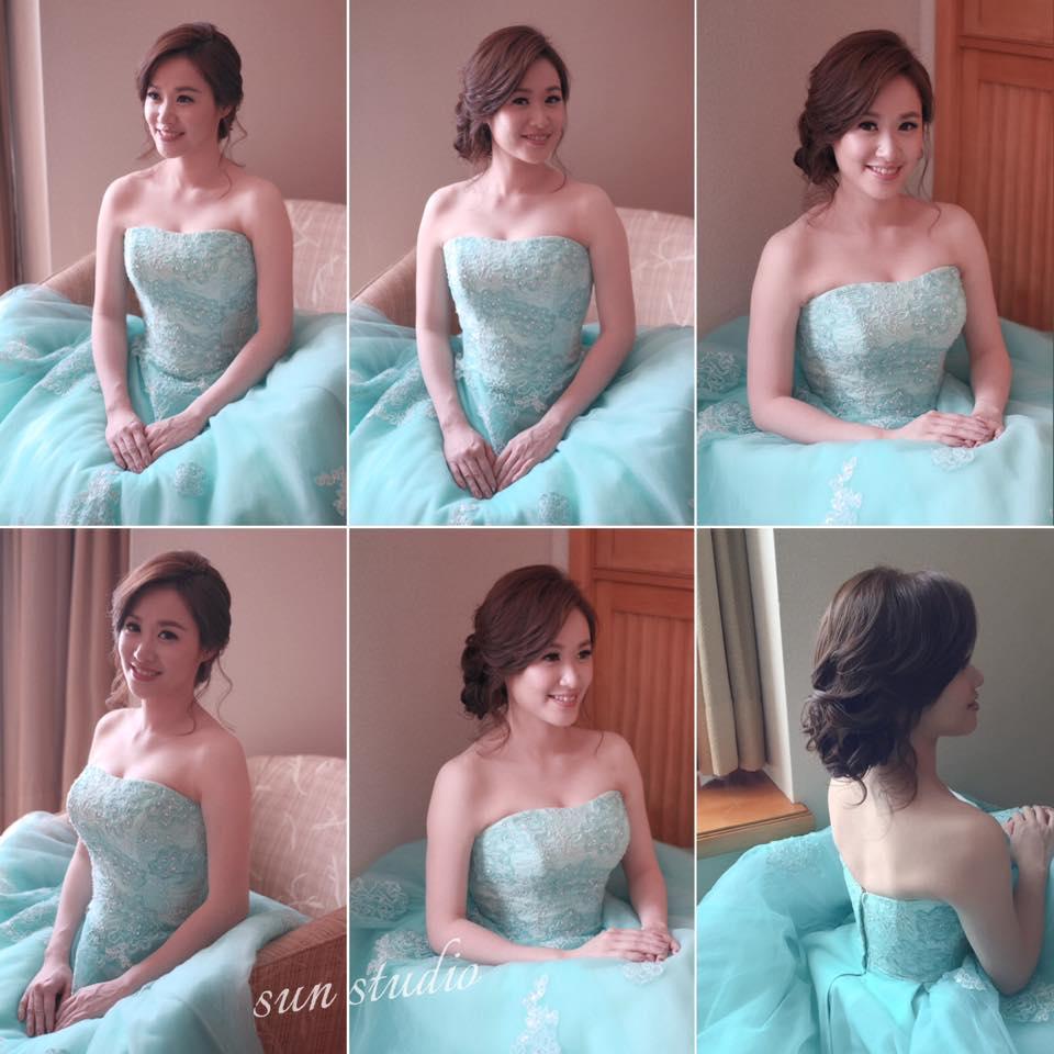 【SUN Studio新娘秘書】婚宴造型-貝珊(編號:428570) - SUN Studio-珊珊 新娘秘書 - 結婚吧