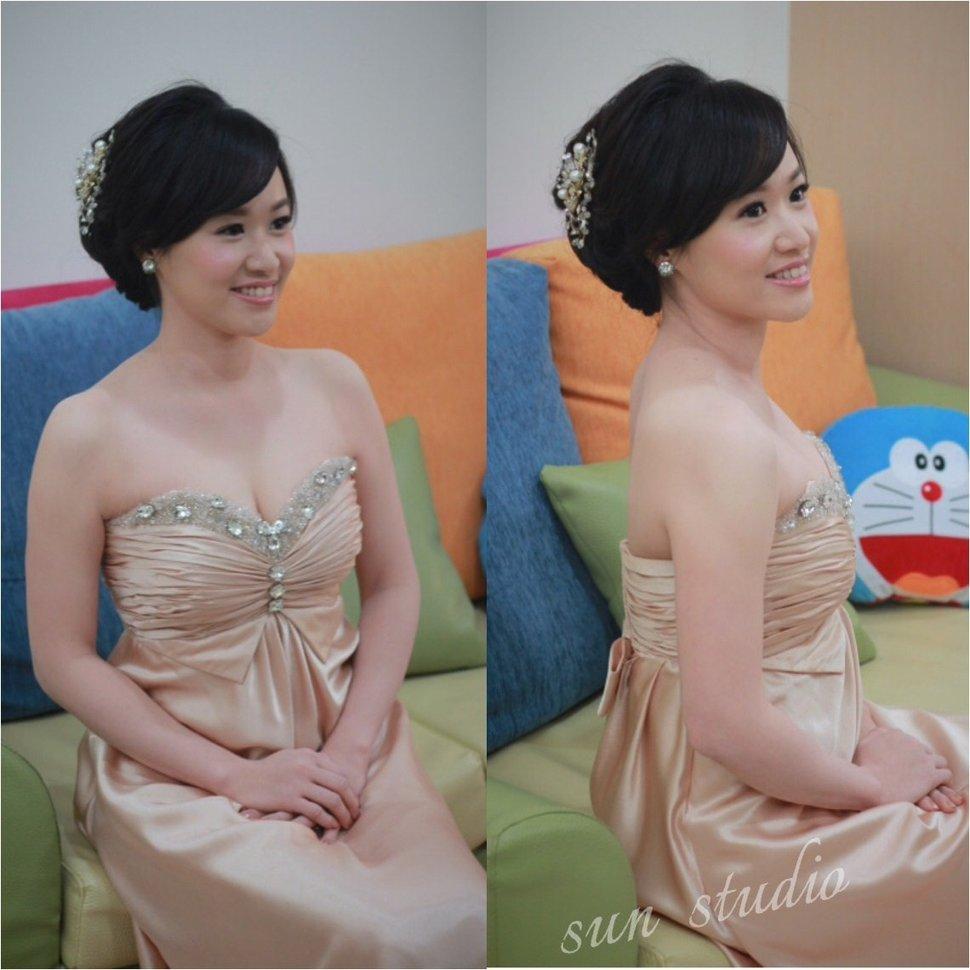【SUN Studio新娘秘書】婚宴造型-貝珊(編號:428576) - SUN Studio-珊珊 新娘秘書 - 結婚吧