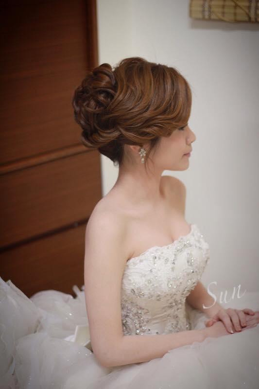 【SUN Studio新娘秘書】婚宴造型-詩雅(編號:428578) - SUN Studio-珊珊 新娘秘書 - 結婚吧