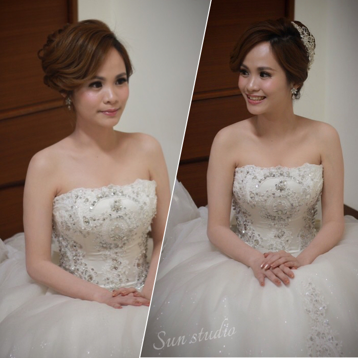 【SUN Studio新娘秘書】婚宴造型-詩雅(編號:428581) - SUN Studio-珊珊 新娘秘書 - 結婚吧