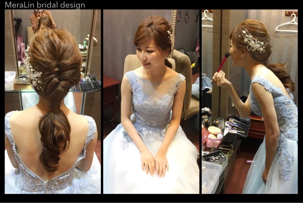 婚禮(編號:428301) - MeraLin b.d.-美拉造型彩妝 - 結婚吧