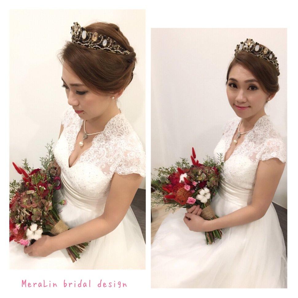 婚禮(編號:428304) - MeraLin b.d.-美拉造型彩妝 - 結婚吧