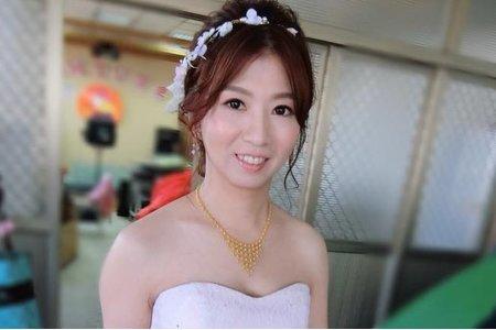 新娘秘書/二進造型/仙仙的/自然妝感