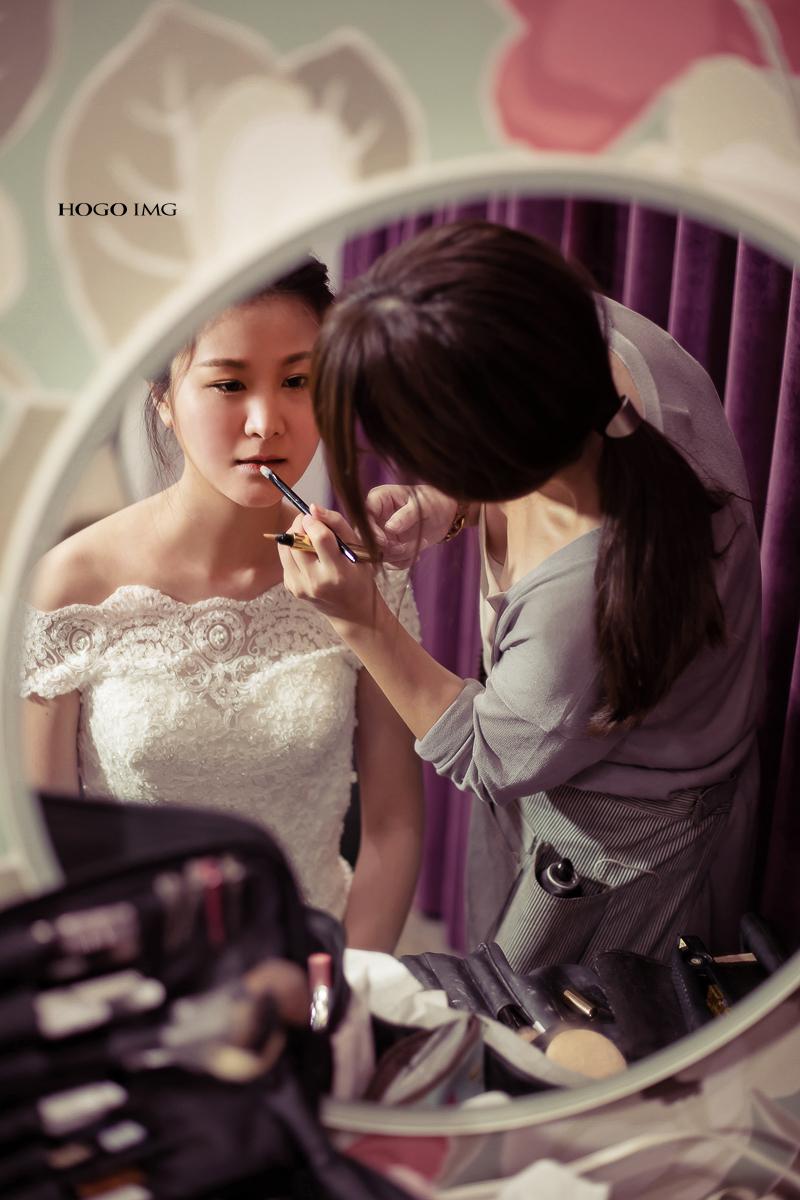 明祐&思含(編號:430147) - HOGO IMAGE 禾果婚禮攝影 - 結婚吧一站式婚禮服務平台