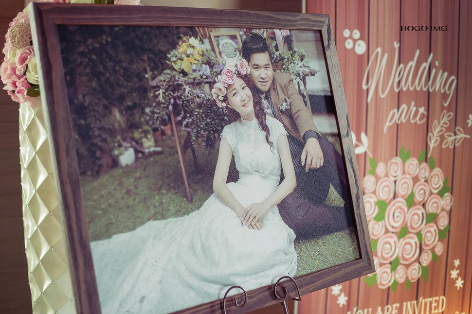 明祐&思含(編號:430148) - HOGO IMAGE 禾果婚禮攝影 - 結婚吧