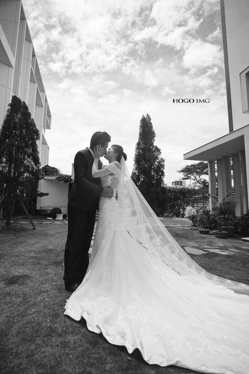 明祐&思含(編號:430159) - HOGO IMAGE 禾果婚禮攝影 - 結婚吧