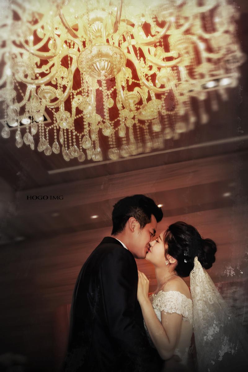 明祐&思含(編號:430161) - HOGO IMAGE 禾果婚禮攝影 - 結婚吧一站式婚禮服務平台