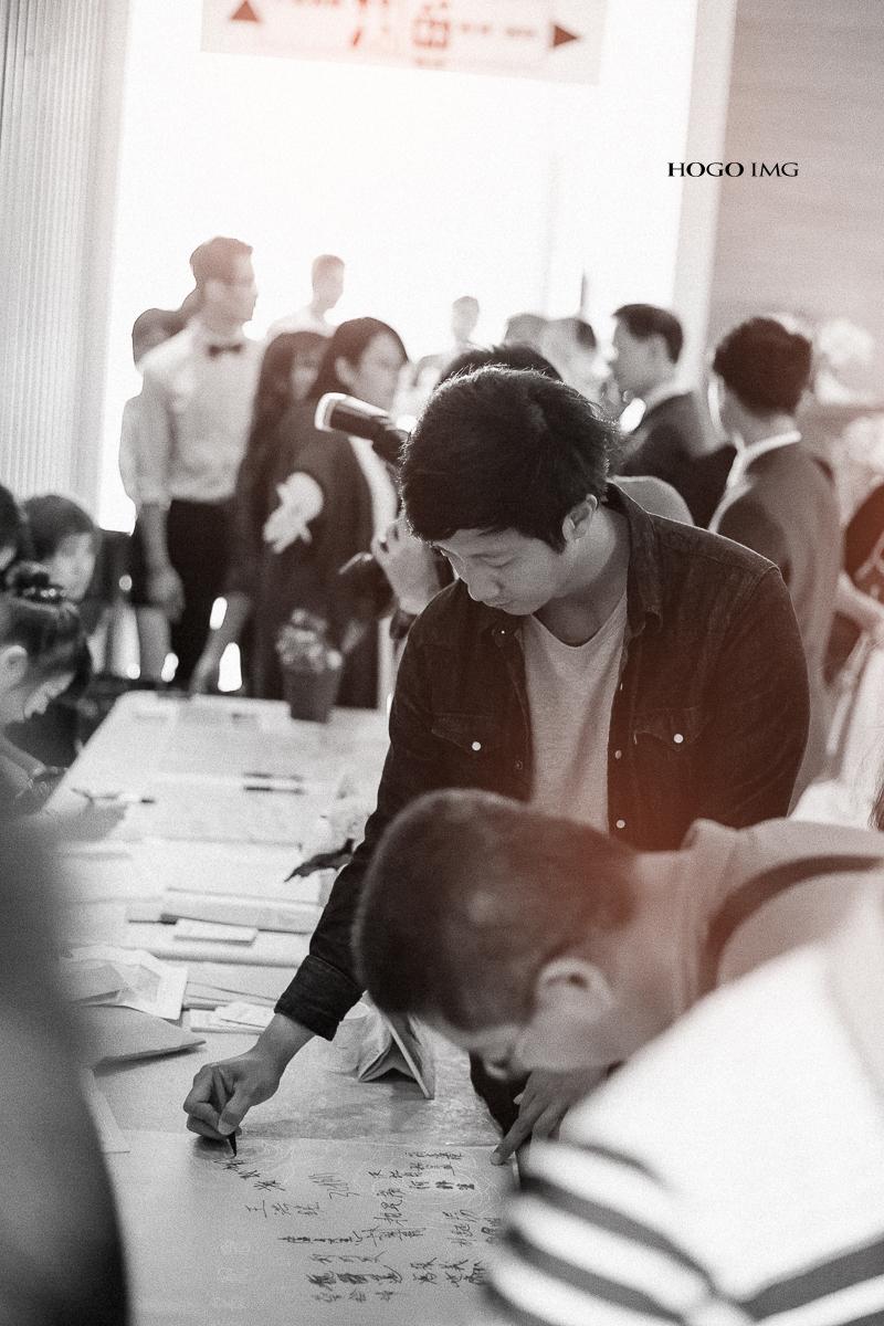 明祐&思含(編號:430182) - HOGO IMAGE 禾果婚禮攝影 - 結婚吧一站式婚禮服務平台