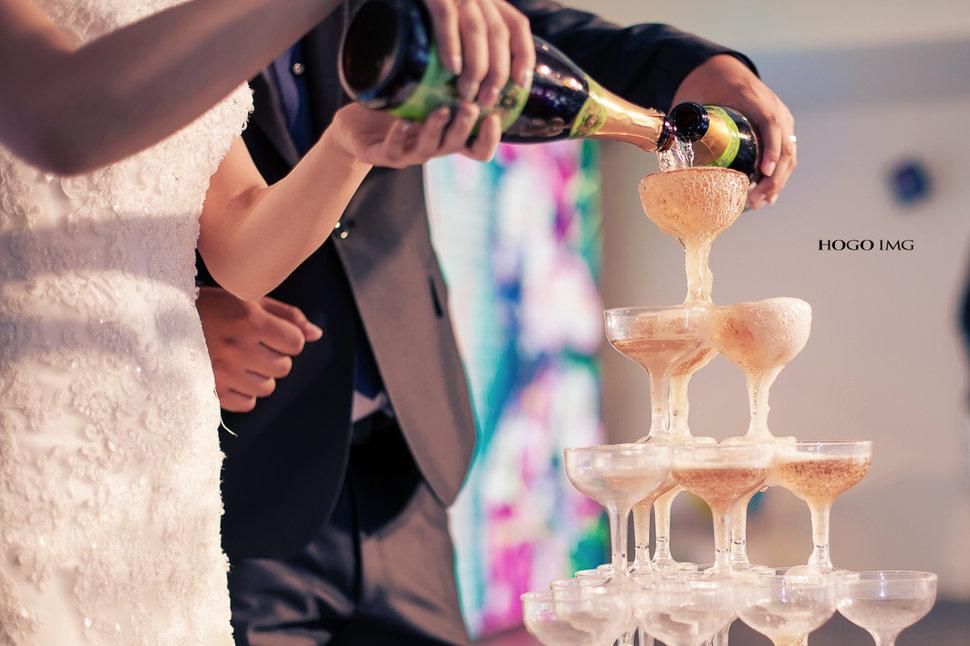 明祐&思含(編號:430203) - HOGO IMAGE 禾果婚禮攝影 - 結婚吧一站式婚禮服務平台
