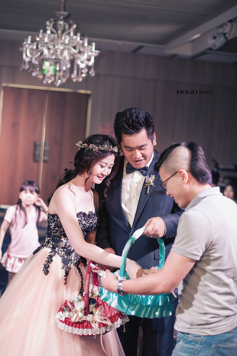 明祐&思含(編號:430218) - HOGO IMAGE 禾果婚禮攝影 - 結婚吧一站式婚禮服務平台