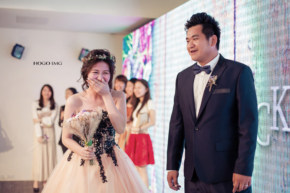 明祐&思含(編號:430228) - HOGO IMAGE 禾果婚禮攝影 - 結婚吧一站式婚禮服務平台