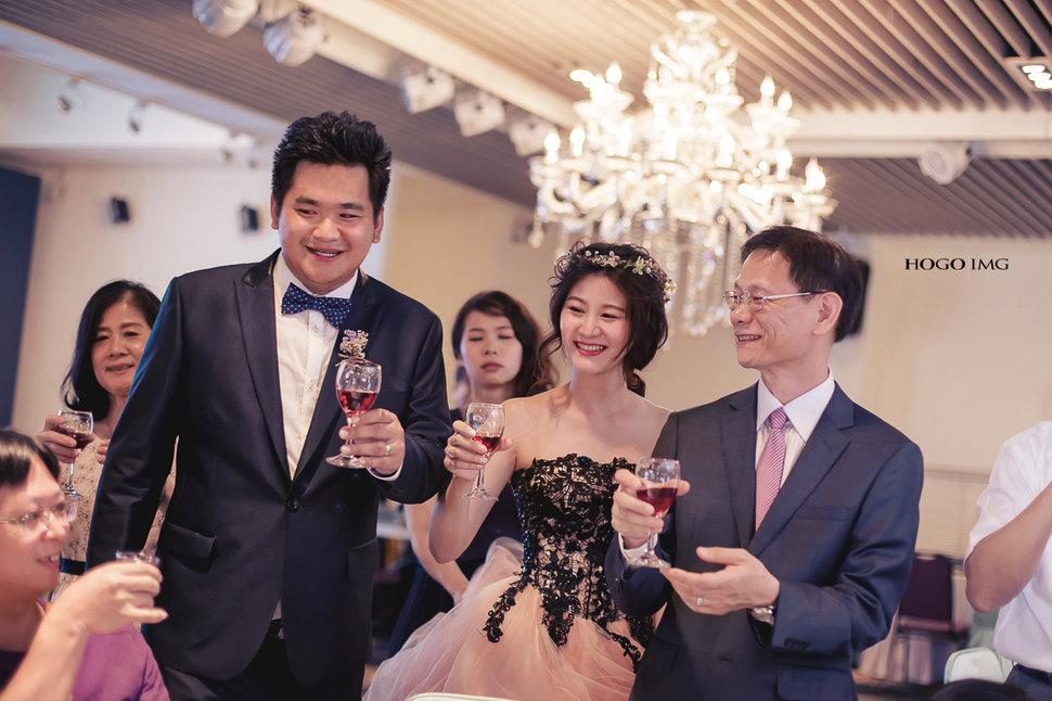 明祐&思含(編號:430239) - HOGO IMAGE 禾果婚禮攝影 - 結婚吧一站式婚禮服務平台