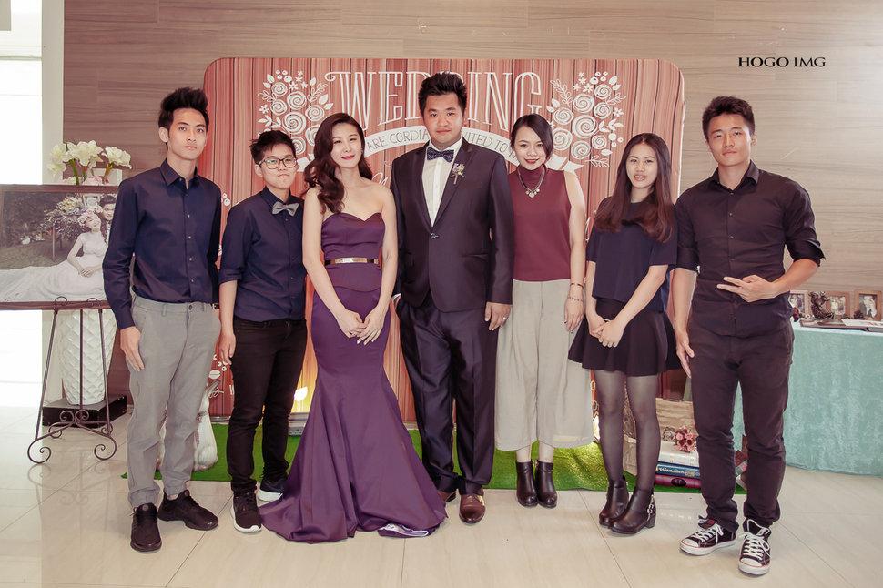 明祐&思含(編號:430250) - HOGO IMAGE 禾果婚禮攝影 - 結婚吧