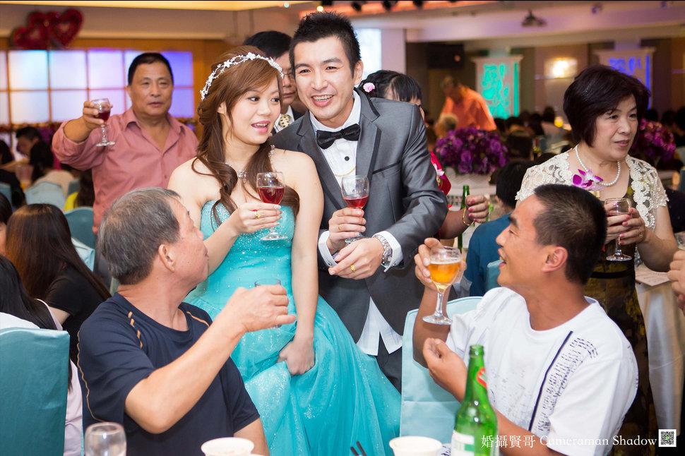 宗志&佳雯 婚禮記錄 - 婚攝賢哥Cameraman Shadow - 結婚吧一站式婚禮服務平台