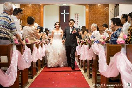 婚禮記錄 家豪&庭蓉(教堂婚禮)
