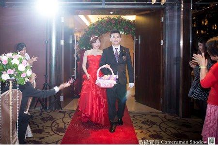 婚禮記錄 子軒&韻秀 (福容大飯店 台北)