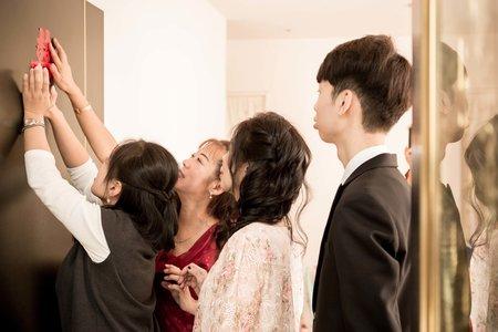 婚禮記錄 宗旻&優璇 (中和 嘉賀會館)