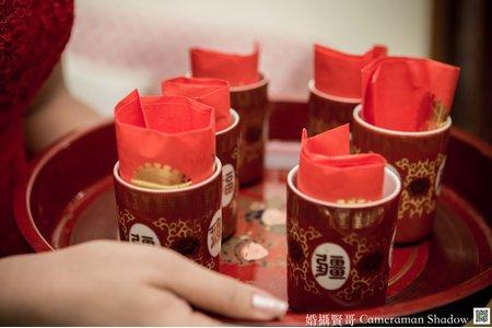 婚禮記錄 忠騰&品臻                                        (全國宴會館)