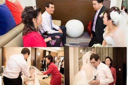 婚禮記錄 啟宏&怡君(南投埔里鎮金都餐廳)