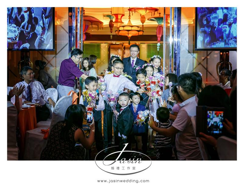 台中中僑花園飯店 / 結婚晚宴(編號:436995) - Jasin藝術影像工作室 - 結婚吧