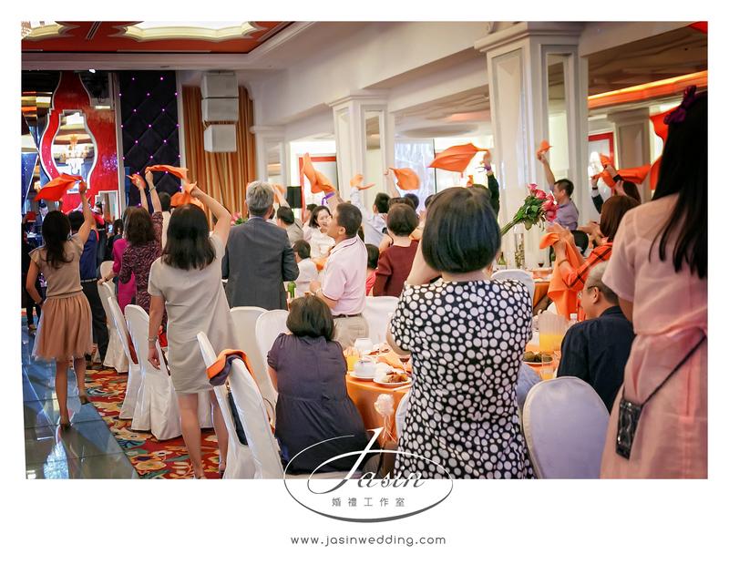 台中中僑花園飯店 / 結婚晚宴(編號:437000) - Jasin藝術影像工作室 - 結婚吧