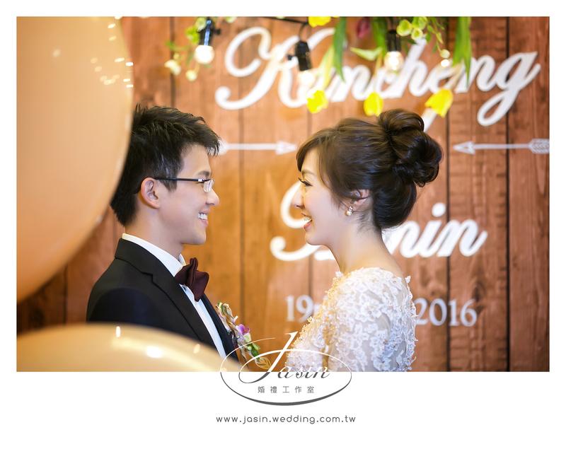 嘉義耐斯王子酒店 / 結婚午宴(編號:437104) - Jasin藝術影像工作室 - 結婚吧