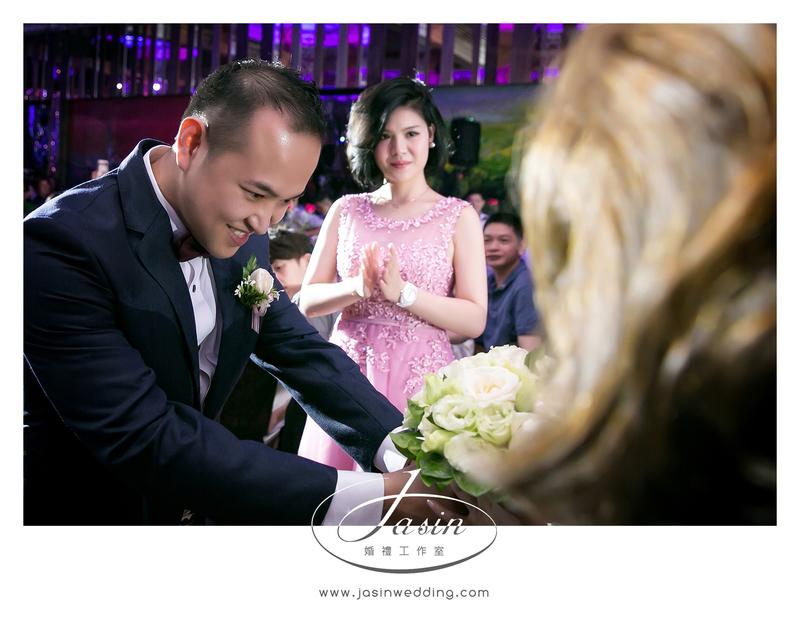 台中雅園新潮 / 結婚晚宴(編號:437347) - Jasin藝術影像工作室 - 結婚吧