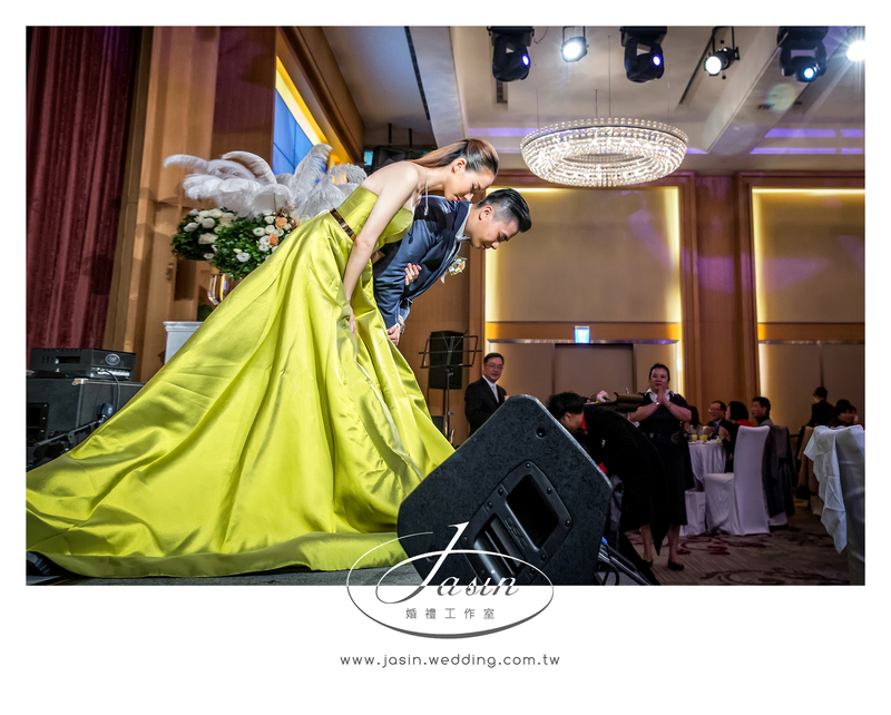 台中日月千禧 / 結婚晚宴(編號:437719) - Jasin藝術影像工作室 - 結婚吧