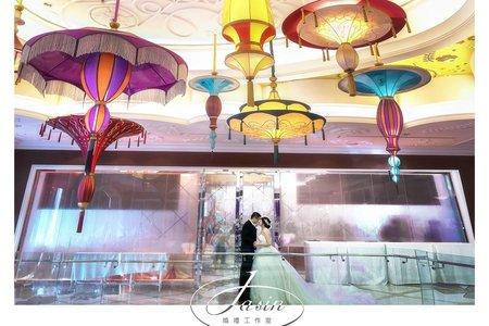 Jasin藝術影像 / 台中中僑花園飯店 / 結婚晚宴