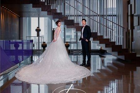 Jasin藝術影像 / 台北W Hotel / 結婚純午宴/David&Jean