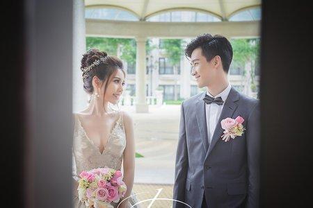 Jasin藝術影像 / 高雄義大皇家酒店 / 訂婚午宴/泓力&菀珊
