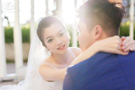 Jasin藝術影像 / 台中 Lin酒店 / 純晚宴 / Dennis&Queenie