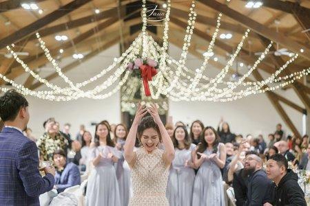 Jasin藝術影像 / 顏氏牧場  / 雙儀式晚宴