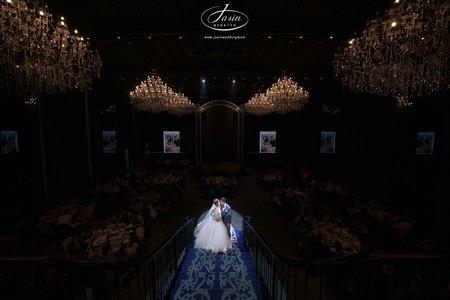 Jasin藝術影像 / 桃園皇家薇庭  / 證婚晚宴