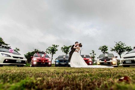 『H-K婚禮紀錄』南寮港南婚宴館