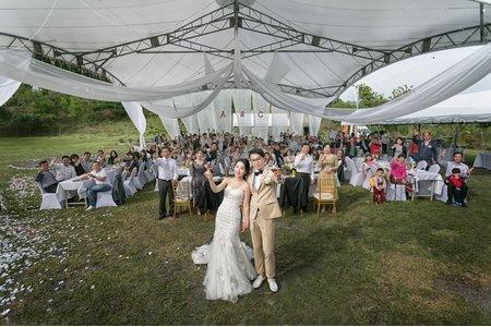 高雄婚攝dna平方婚禮攝影@真福山戶外婚禮