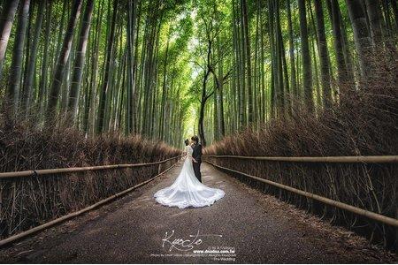 京都海外自助婚紗︱高雄dna平方婚紗攝影工作室